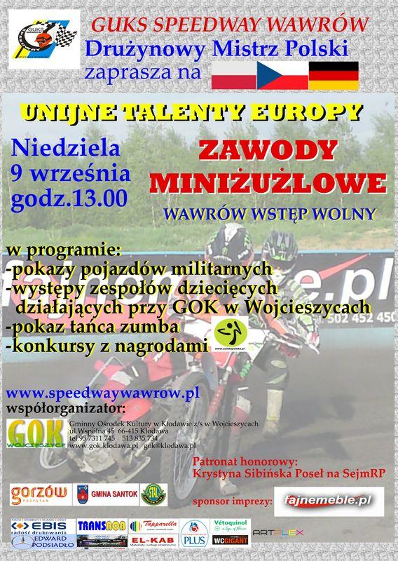 plakat wawrow